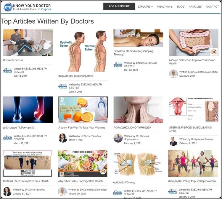 online medical platform find - 8