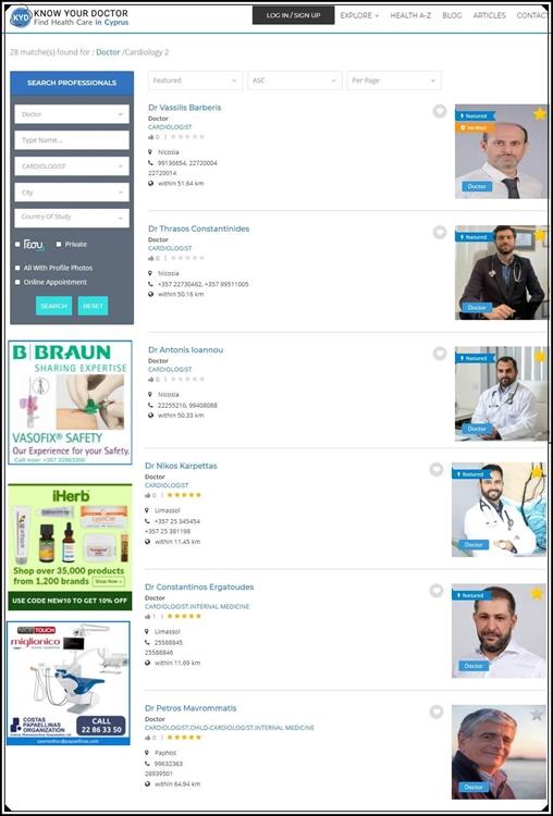 online medical platform find - 5